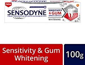 Sensodyne Sensitivity & Gum With Whitening  TP 75 ml