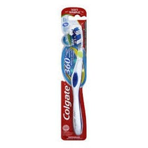Colgate 360 Soft Toothbrush 1's