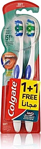 Colgate 360 Medium Tooth Brush