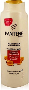 Pantene Colored Hair Repair Shampoo 600 ml