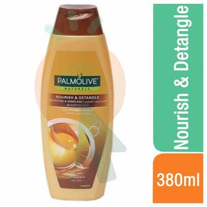 Palmolive Nourish & Detangle Shampoo 380 ml