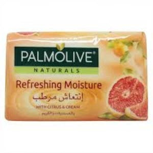 Palmolive Soap Refreshing Moisture With Citrus & Cream 120 g