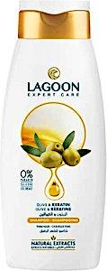 Lagoon Olive & Keratin Shampoo 400 ml