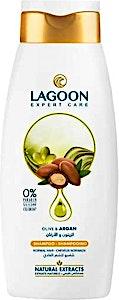 Lagoon Olive & Argan Shampoo 750 ml