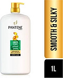 Pantene Smooth & Silky - 1000 ml