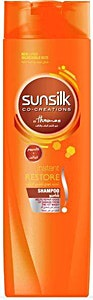 SunSilk Instant Restore Shampoo 350 ml