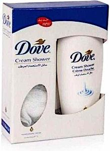 Dove Cream Shower 250 ml + Lofa Free