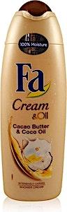 Fa Shower Cream Cacao Butter & Coco Oil 250 ml