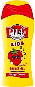 114 Kids Shower Gel Happy Shower 250 ml
