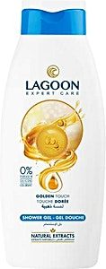 Lagoon Shower Gel Golden Touch 750 ml