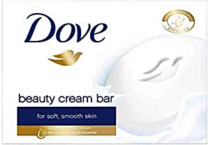 Dove Soap Cream Bar 100 g