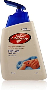 Lifebuoy Mild Care Hand Wash 500 ml