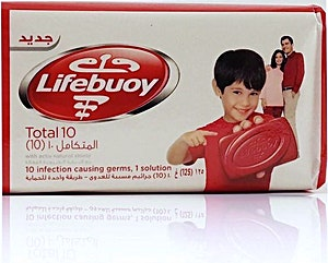 Lifebuoy Soap Total 10 125 g