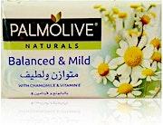 Palmolive Soap Balanced & Mild With Chamomile & Vitamine 120 g