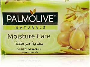 Palmolive Soap Moisture Care With Olive & Aloe120 g