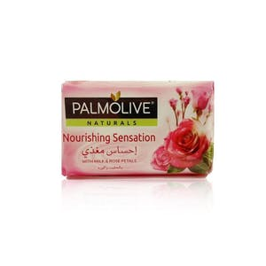 Palmolive Soap Nourishing Sensation With Milk & Rose Petals 120 g