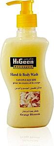 Higeen Hand & Body Wash Orange 500 ml