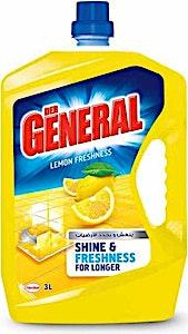 Der General Lemon Fresh 3 L
