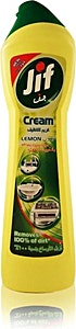 Jif Cream Lemon 500 ml