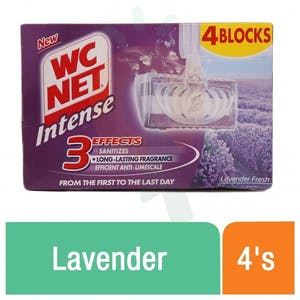 Wc Net Lavender Blocks 4's