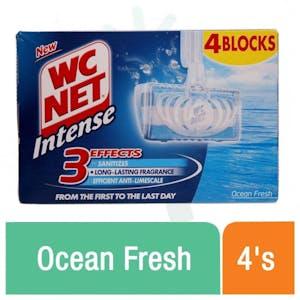 Wc Net Ocean Fresh Blocks 4's