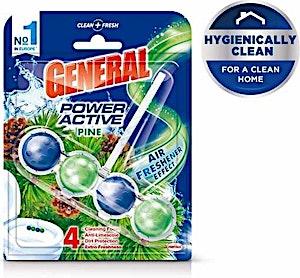 Der General Toilet Blocks Cleaner Pine 50 g