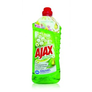 Ajax Spring Flowers With Essential Oils 1.25 L