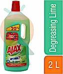 Ajax Optimal 7 Ultra Degreasing Lime 2 L
