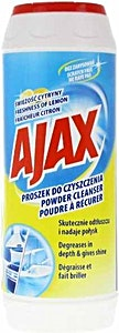 Ajax Lemon Powder Cleanser 450 g