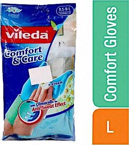 Vileda Comfort & Care Gloves Large
