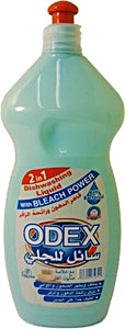 ODEX Dishwashing liquid Blue 500ml