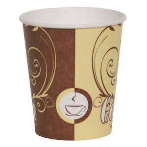 Paper Tea Cups 50's 9 OZ