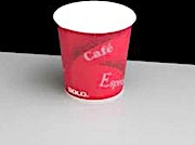 Paper Coffee Cups 50's 4 OZ