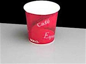 Paper Coffe Cups 50's 4 OZ
