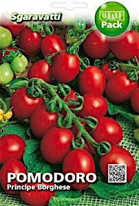 Sgaravatti Cherry Tomato Seeds 6 g
