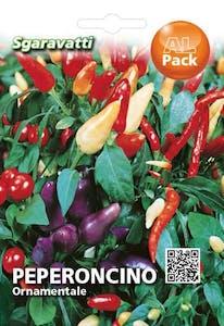 Sgaravatti Colored Chilli Seeds 6 g