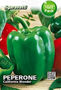 Sgaravatti Green Pepper Seeds 6 g