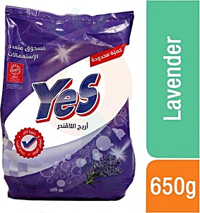 Yes Lavender 750 g