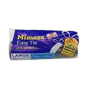 Mimosa Easy Tie Large 20's