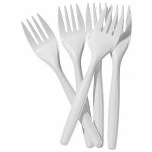 Somo Plastic Forks 100's