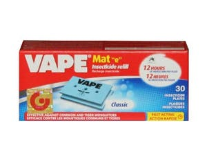 Vape Mat Mosquitoes Classic 30's