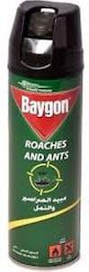 Baygon Spray Roaches & Ants 300 ml