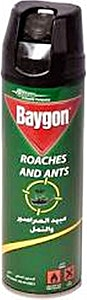 Baygon Spray Roaches & Ants 300 ml