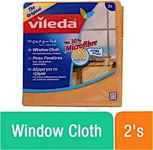 Vileda Window Cloth 2's
