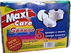 Maxi Care Sponge 5 's