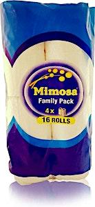 Mimosa Toilet Tissues 16 rolls