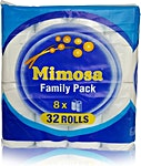 Mimosa Toilet Tissues 32 rolls