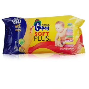 Gipsy Wet Wipes 100's