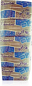 Rawani Soft Tissues 350's - Pack of 10