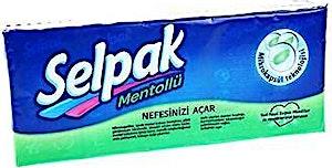 Selpak Hanky Menthol Pocket 10's